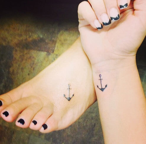 35 Mother Son Tattoos That Will Make You Miss Your Mom