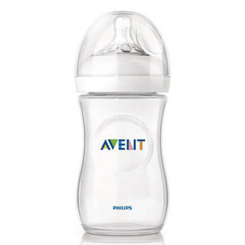 Philips Avent Natural 9-Ounce Bottle