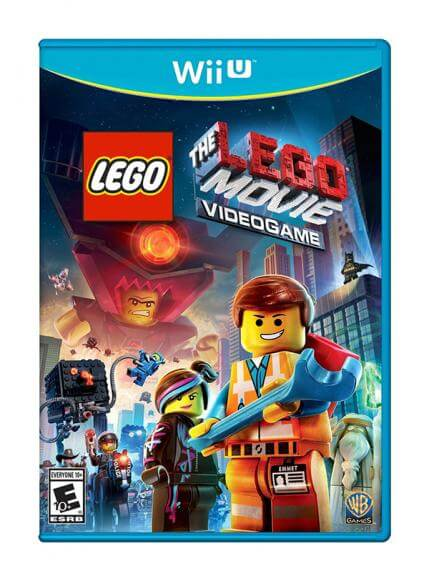LEGO movie wii game