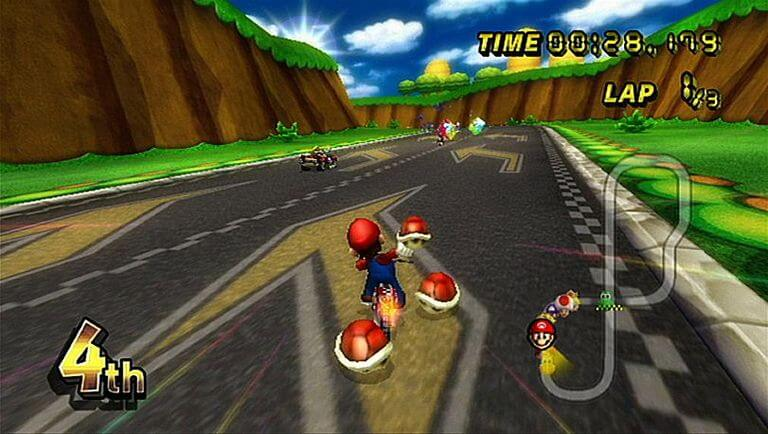 Mario Kart classic