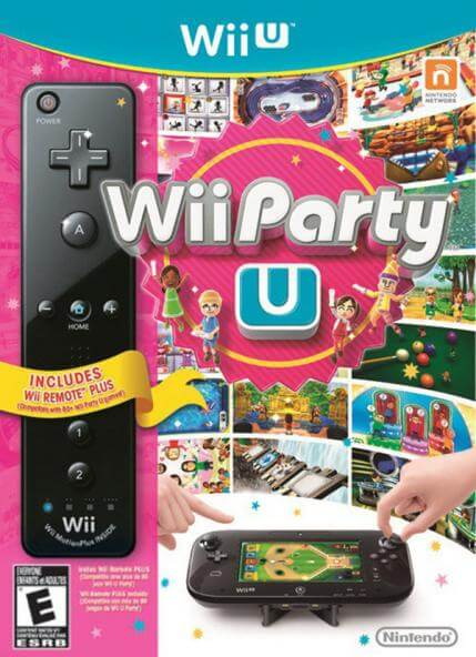 wii party - best wii games for family