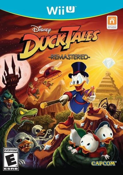 Ducktales video game