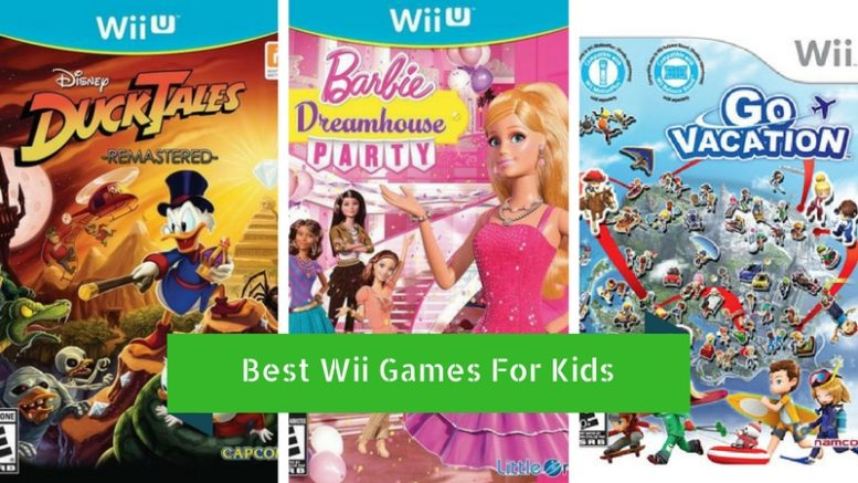 20 Of The Best Wii Games For Kids And Family