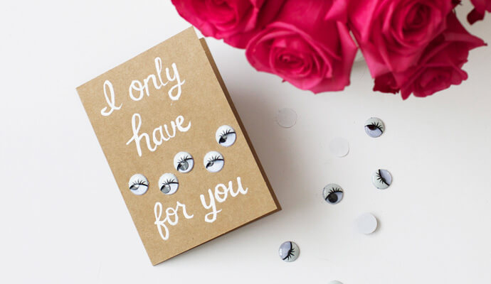 45 Cute Valentines Day Cards To Give Your SO This Year – How to Make Cool Valentines Day Cards