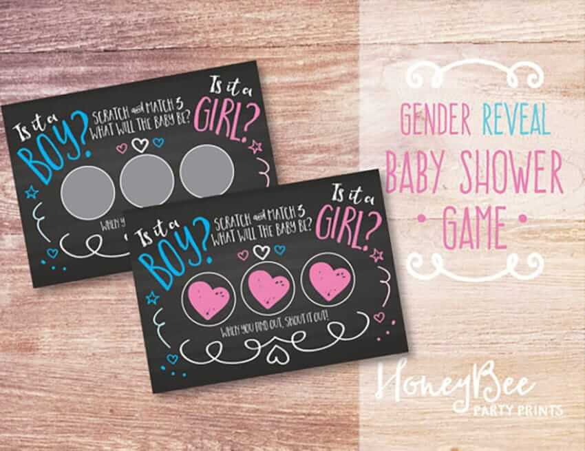 cool gender reveal ideas