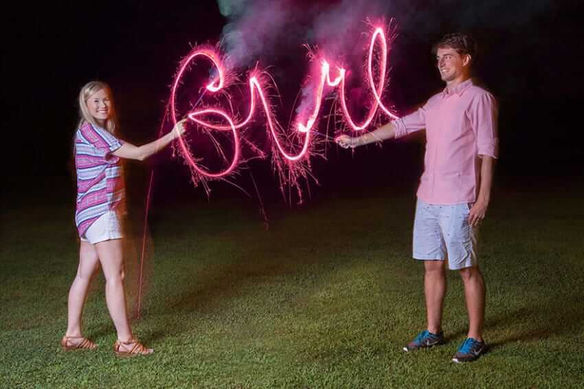 awesome gender reveal ideas