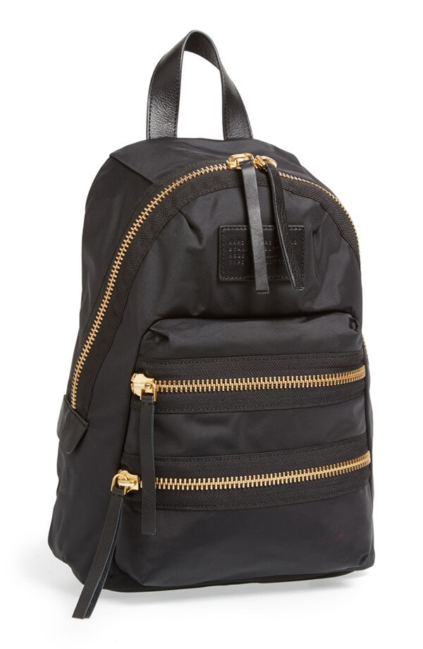 Mini domo arigato packrat backpack by marc jacobs