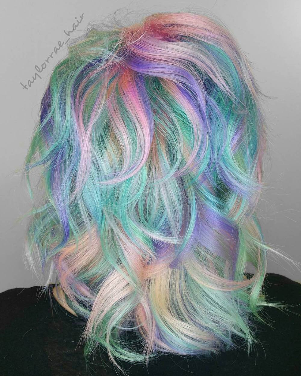 colored hair style 35 cotton hair styles that look so you ll want 9380