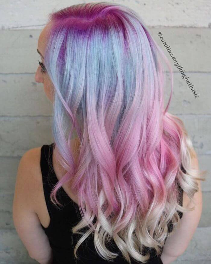 35 cotton candy hair styles that look so good you�ll want