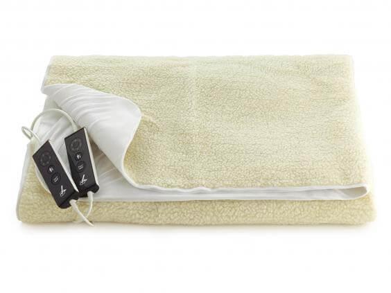 Lakeland Luxury Fleece Electric Blanket