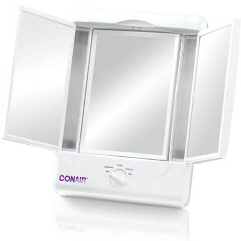 Conair Illumina Lighted Makeup Mirror