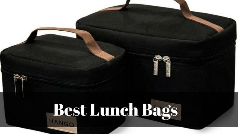 10 Best Lunch Bags To Carry Your Food