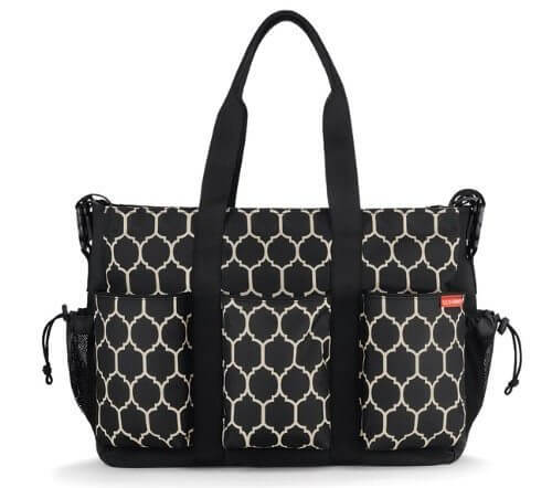 Skip Hop DUO Double - best twins diaper bag