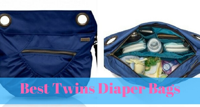 10 Best Twins Diaper Bag Models For Busy Moms