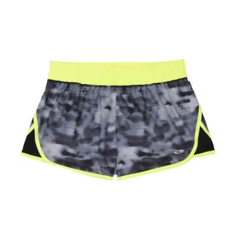 women's running shorts - Champion Women's Woven Run Short