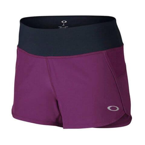 Oakley Women's Crunch & Burn 2.0 Training Shorts
