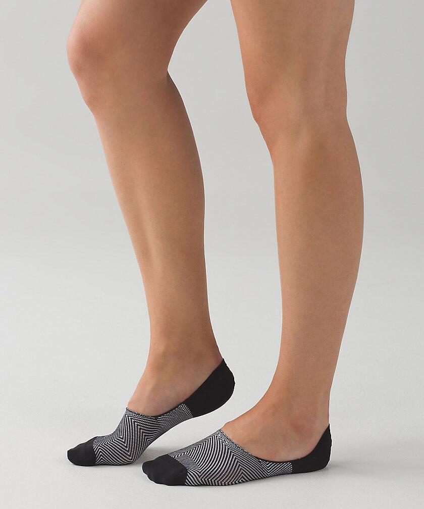 Lululemon Secret Socks - one of the best workout socks on this list