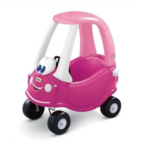 Little Tikes Princess Cozy Coupe Ride-On - ride on toys for kids