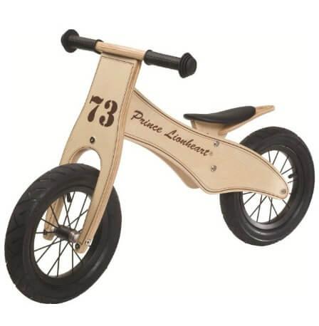 Prince Lionheart Wooden Balance Bike - nice toys to ride on