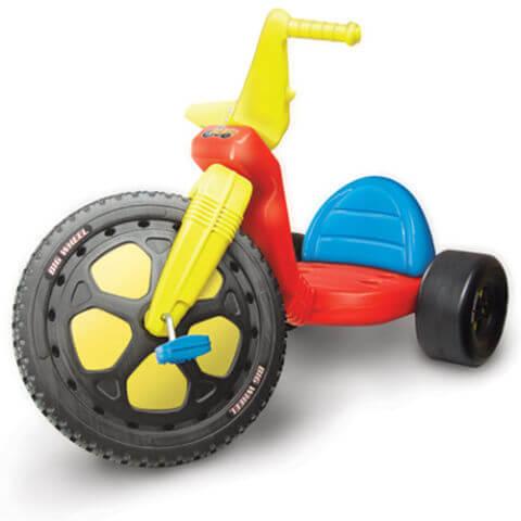 The Original Big Wheel Classic Tricylce
