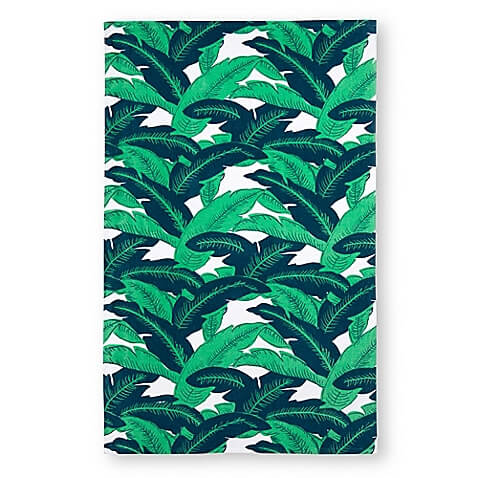 Palm Leaves Beach Towel - coolest beach towels