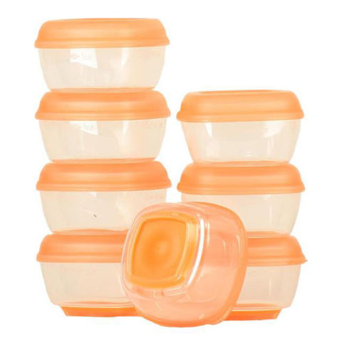 Vital Baby Press 'n' Pop Mini Freezer Pots