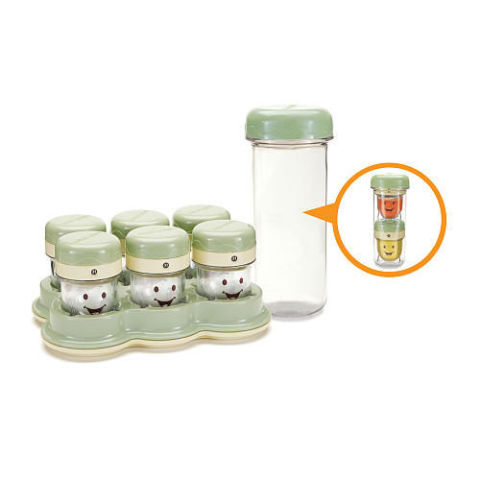 Baby Bullet Baby Food Storage System