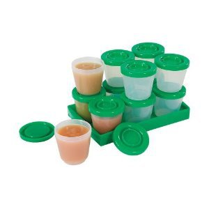Fresh n Freeze baby food container