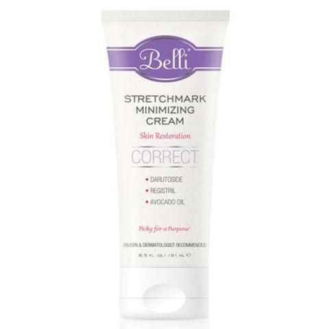 Belli Stretch Mark Minimizing Cream - best stretch mark removal cream