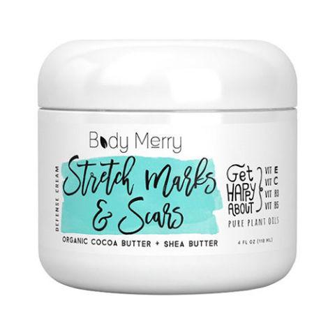 Body Merry Stretch Marks & Scars Cream