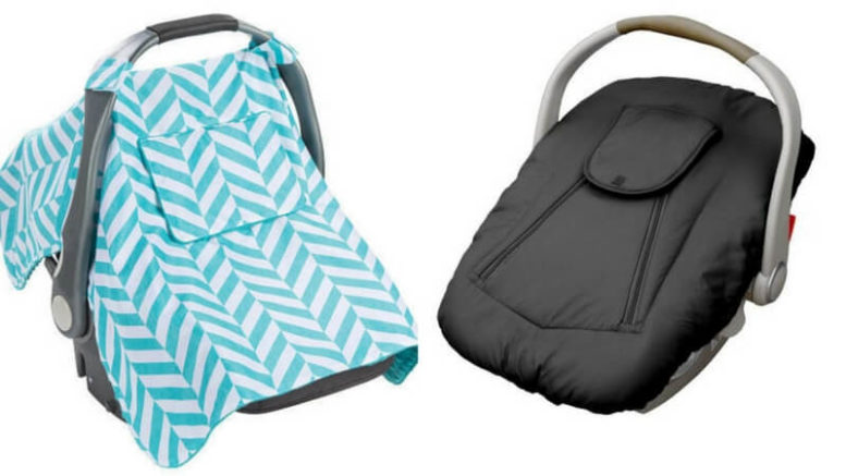 13 Best Baby Car Seat Covers And Protectors For Style Comfort