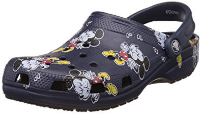 Classic Crocs Mickey Mouse shoes