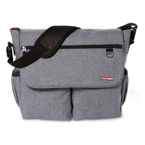 Skip Hop Dash Signature Diaper Bag For Dudes