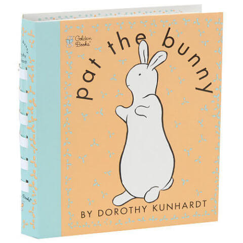 Pat The Bunny - First on the best touch and feel books for babies